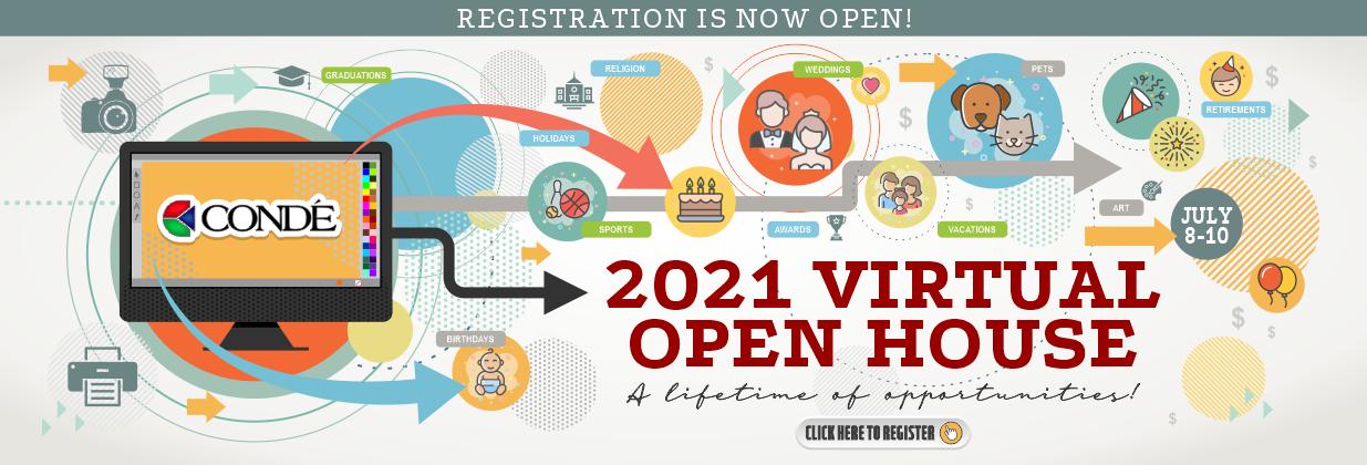 Virtual Open House 2021