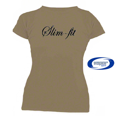 SlimFit Ladies T-Shirts for Sublimation Imprinting