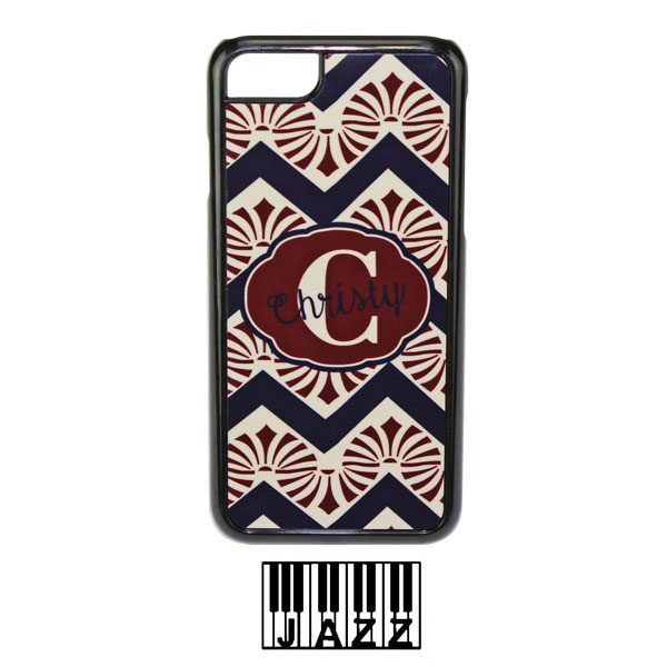 Jazz Plastic iPhone 7/8 Covers for Sublimation Imprinting