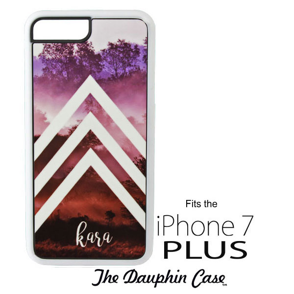 Dauphin Rubber iPhone 7+/8+ Covers for Sublimation Imprinting