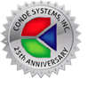 Condé Systems - The Sublimation Experts - 25 years in business!