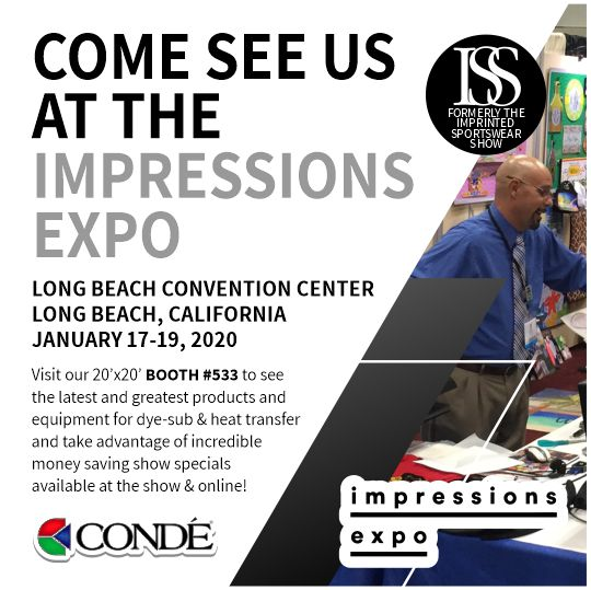 IMPRESSIONS EXPO 2020 - LONG BEACH, CA