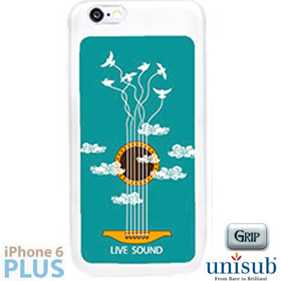 Unisub® Grip iPhone 6+ Covers for Sublimation Imprinting