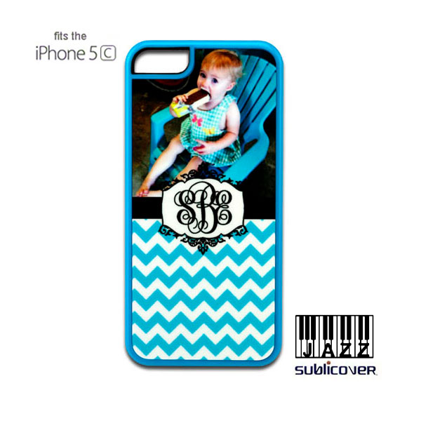 iPhone 5c Jazz Cases for Sublimation Imprinting