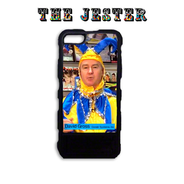 Jester iPhone 5 Covers for Sublimation Imprinting