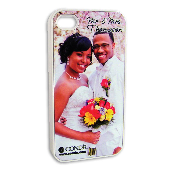 Dauphin Rubber iPhone Covers for Sublimation Imprinting