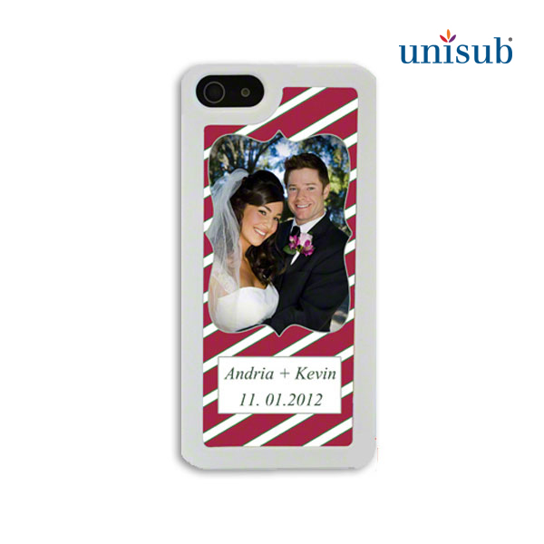 Unisub Snap iPhone 5 Covers for Sublimation Imprinting