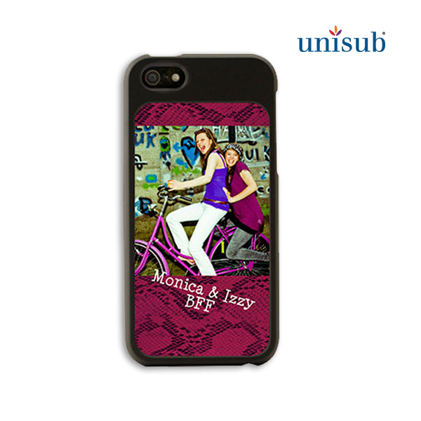 Unisub Stack iPhone 5 Covers for Sublimation Imprinting