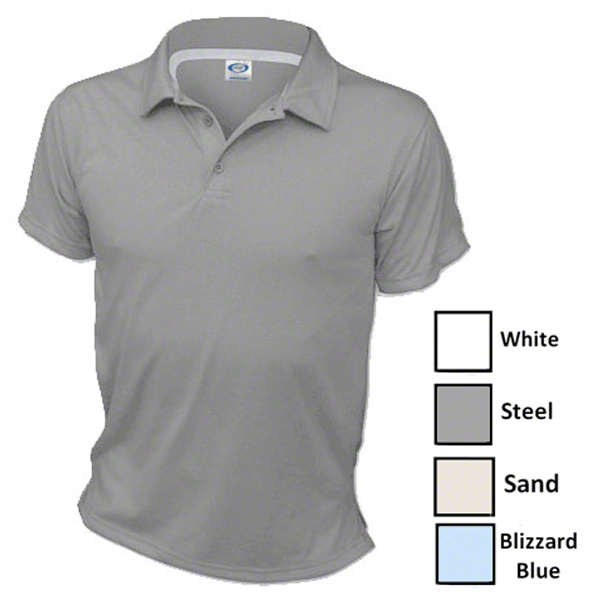 Vapor Micro-Performance Polo for Sublimation Imprinting