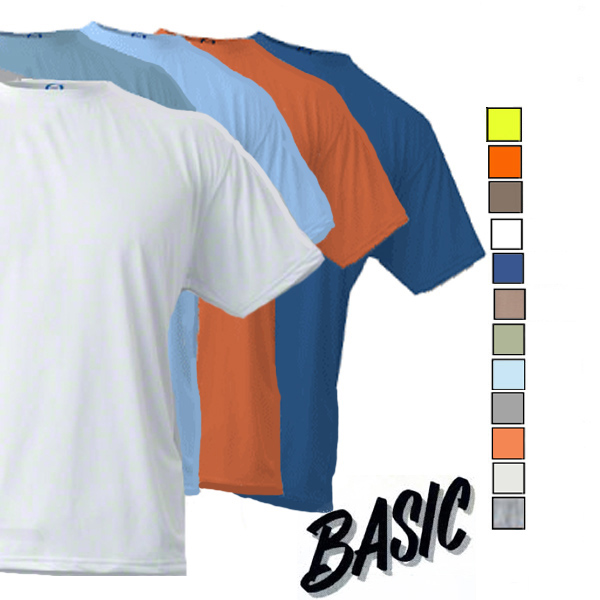 Vapor Basic Short Sleeve for Sublimation Imprinting