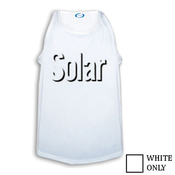 Vapor Solar Performance Singlet for Sublimation Imprinting