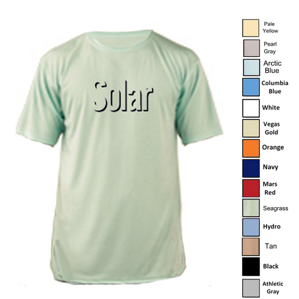 Vapor Solar Performance S/S for Sublimation Imprinting