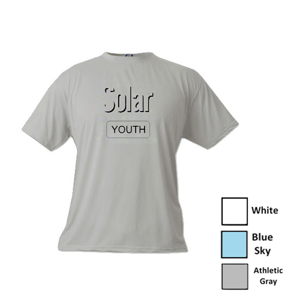 Vapor Youth Solar Performance S/S for Sublimation Imprinting