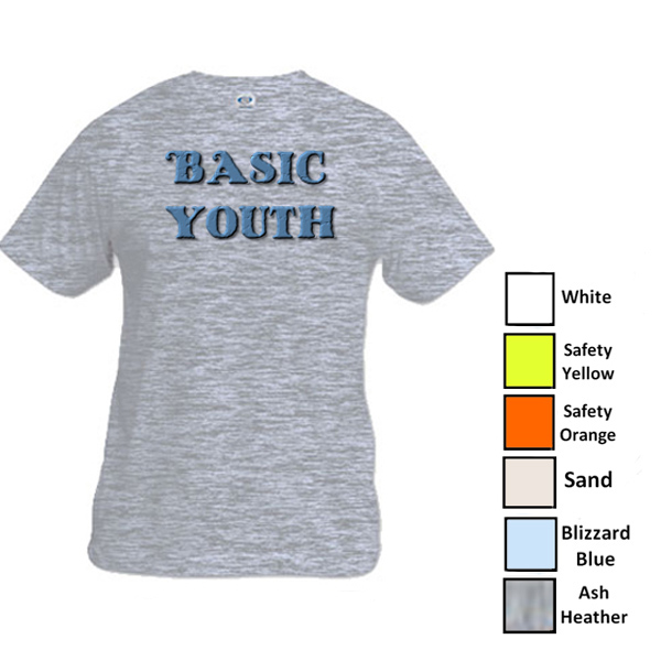 Vapor Youth Basic S/S for Sublimation Imprinting