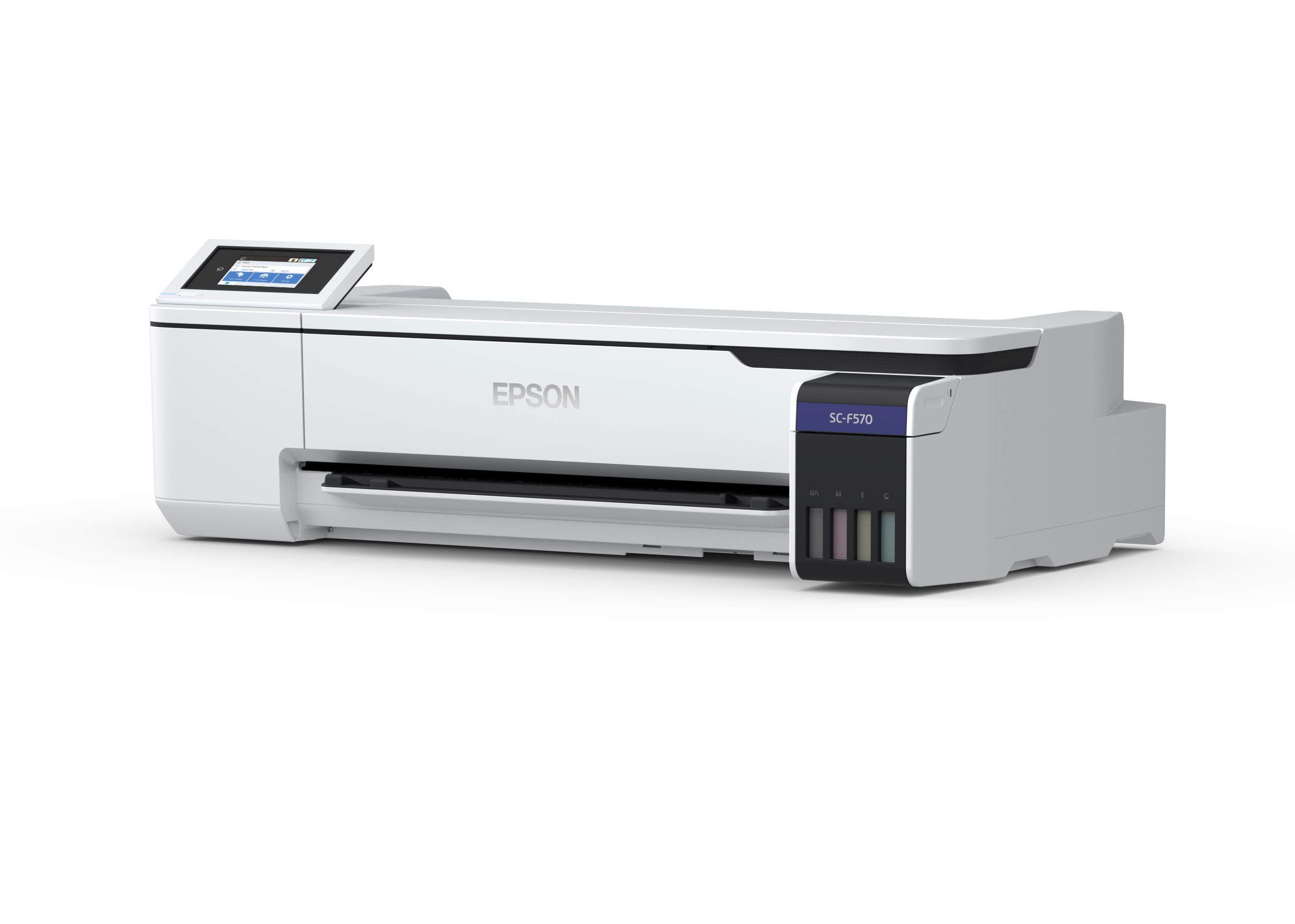 "First look: Epson's 24"" SureColor F570 Sublimation Printer"
