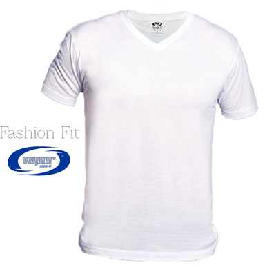 Large V Neck FF Tee