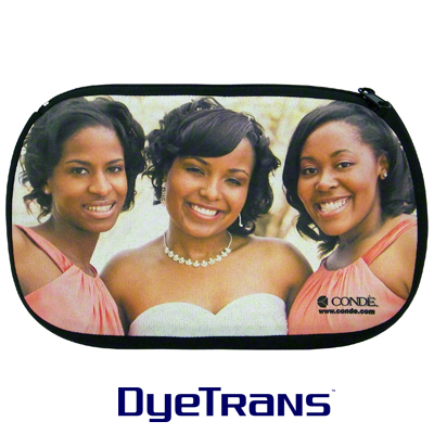 9.5x6 DyeTrans� Cosmetic Device Bag