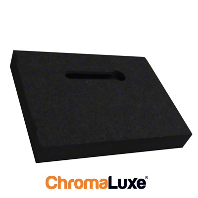 4.5x4.5x.5Black Shadow Mount for ChromaLuxe Panels
