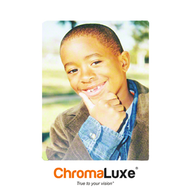 8x10 ChromaLuxe Photo Panel - Matte Clear