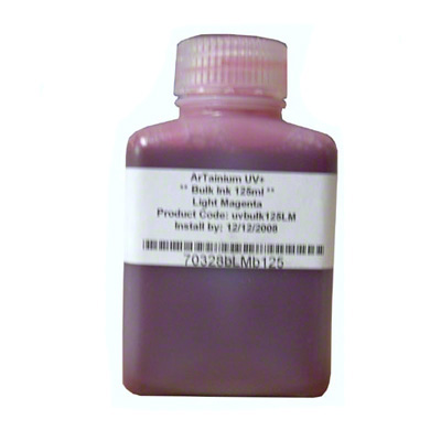 ArTainium Light Magenta Bulk Ink Bottle 125ml