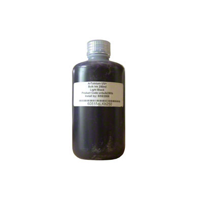 Light Black Bulk Ink