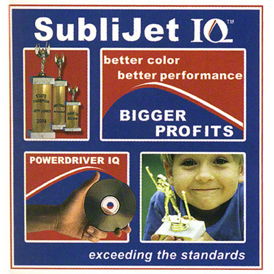 R1900 SubliJetIQ™ Sublimation Ink - Red