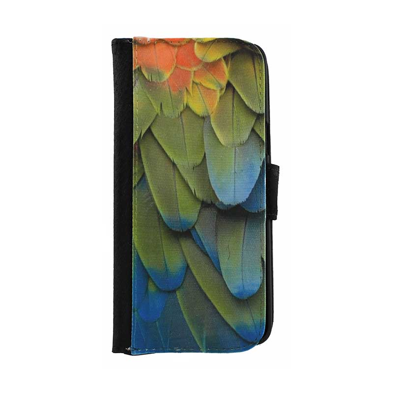 Dyetrans Sublimation Blank Samsung S9 Malaga Notebook Case - Black