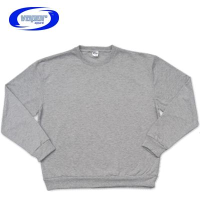 c0c2f5d66a26 Adult Vapor Basic Crew Sweatshirt - Ash Heather
