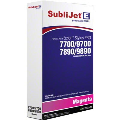 SubliJet-E 350ml Ink Cartridge - Magenta