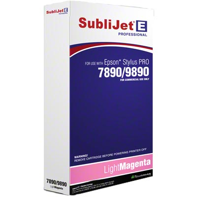 SubliJet-E  350ml Ink Cartridge - Light Magenta