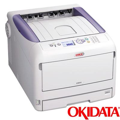 Oki C831ts Color Laser Digital Transfer Printer