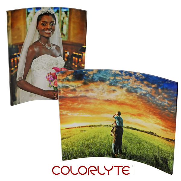Sublimation ColorLyte Clear Acrylic 8x10 Panel