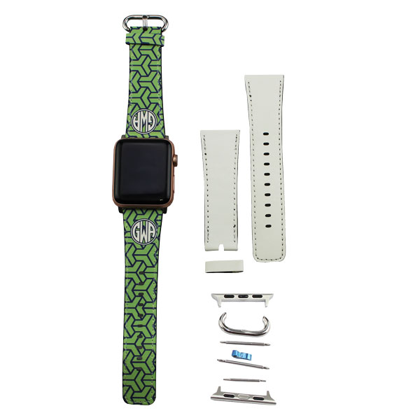 DyeTrans® Sublimation Blank Watch Band for 42/44mm Smart Watches