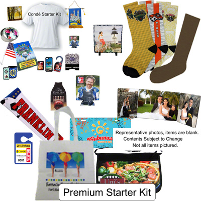 Conde Premium Starter Kit for Sublimation
