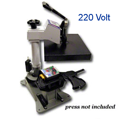 220V Memo Cube Attachment for Digital Combo Press