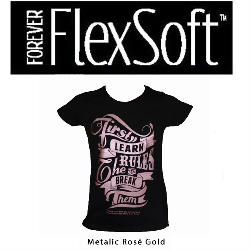 Forever Flex-Soft Transfer Foil - 8.5