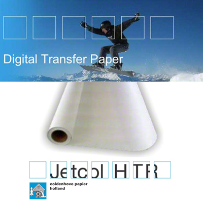 44x279 Foot Roll JetCol® HTR4000 Sublimation Paper