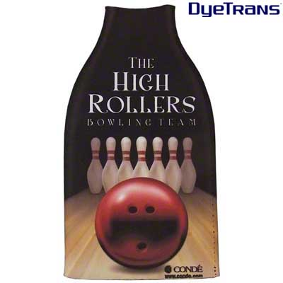 DyeTrans Sublimation Blank Neoprene Slip-On Bottle Hugger - Fits 12oz Bottle