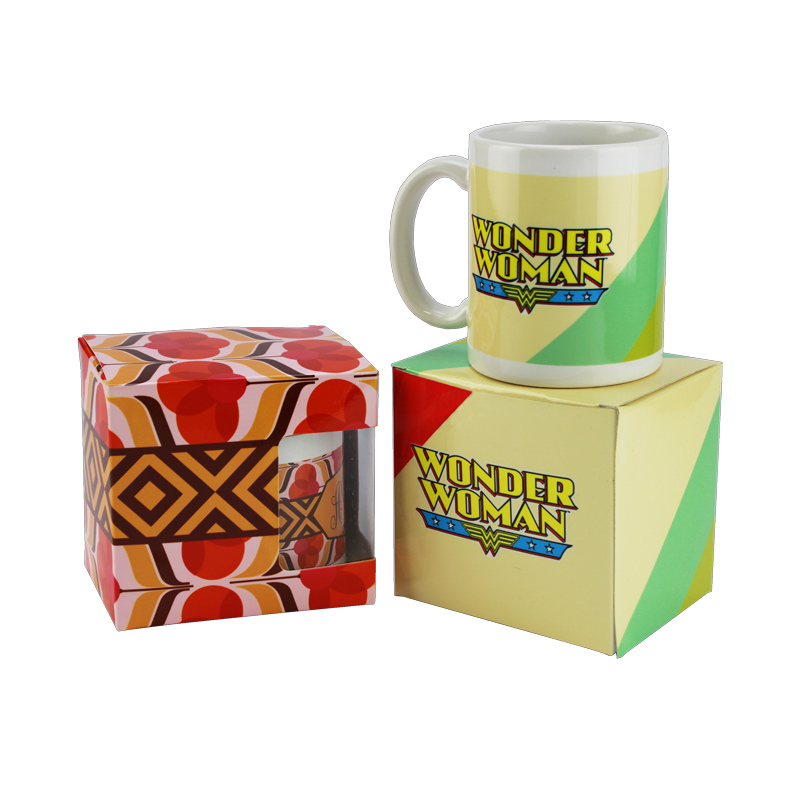 SubliStock® Mug Box with Window  - Pack of 10