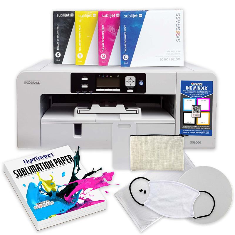 SG500 & SG1000 Sublimation Printers