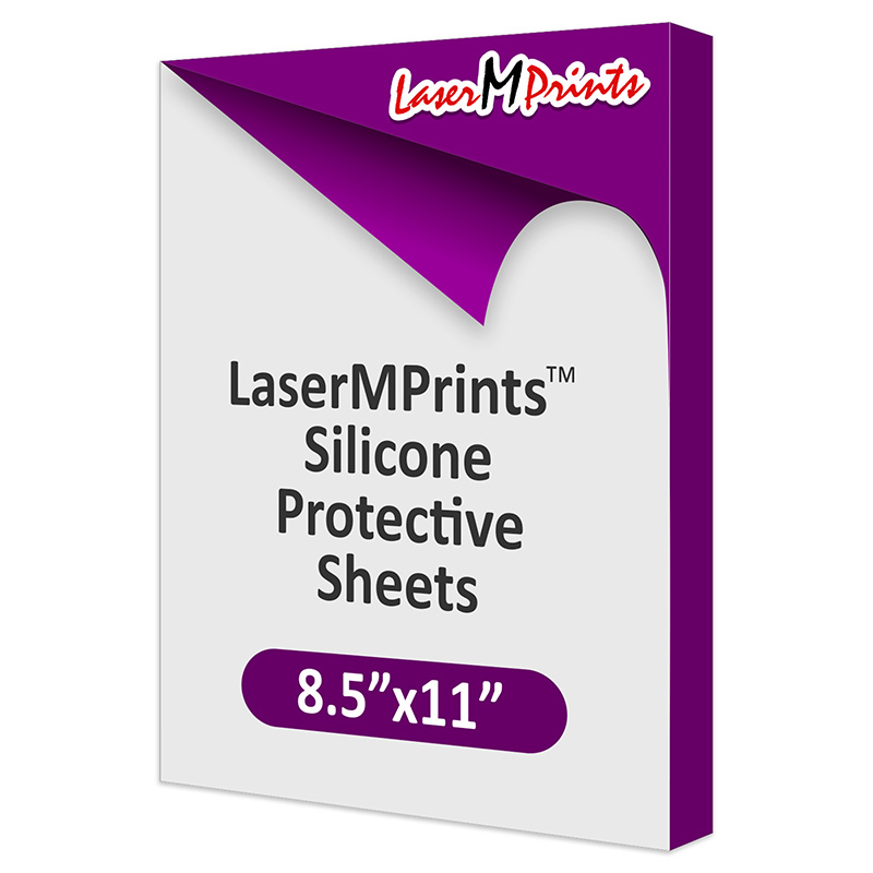 Silicone Protective Sheets 8.5x11
