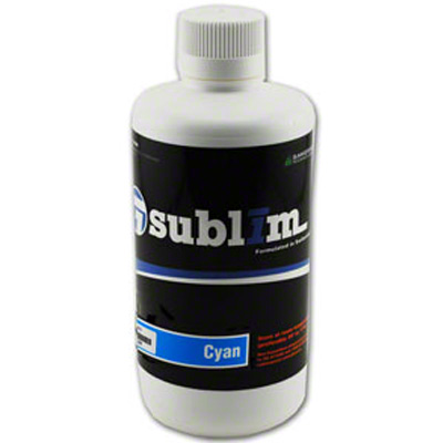 SubliM™ Sublimation Bulk Ink Liter - Cyan