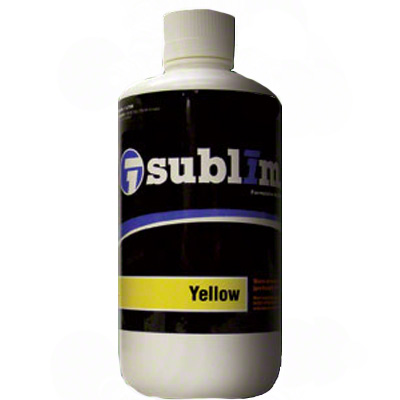 SubliM™ Sublimation Bulk Ink Liter - Yellow