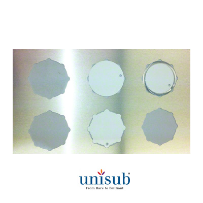 Unisub Sublimation Production Jig - U4170, U4102 - Round Ornaments
