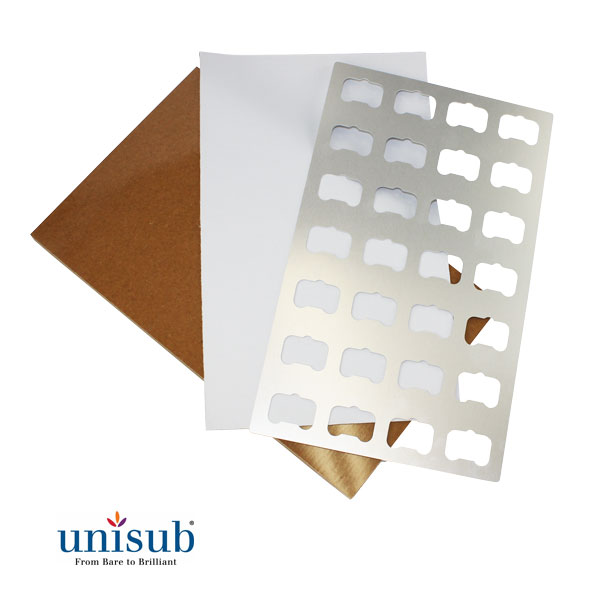 Unisub® Production Jig - For Bone Shaped Pet Tags