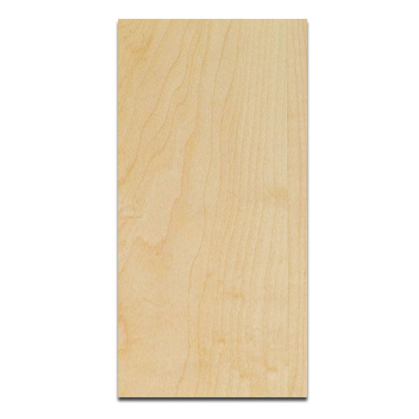 24x12 2-sided ChromaLuxe® Natural Wood Sheet Stock