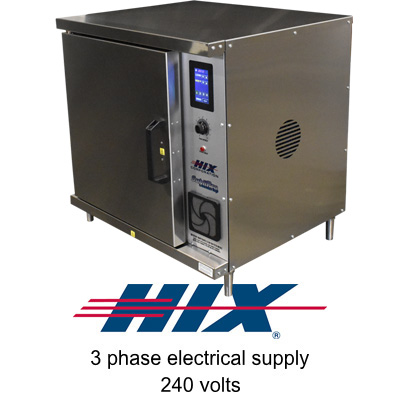 HIX® SubliPro CounterTop Oven - 240 v  3 phase