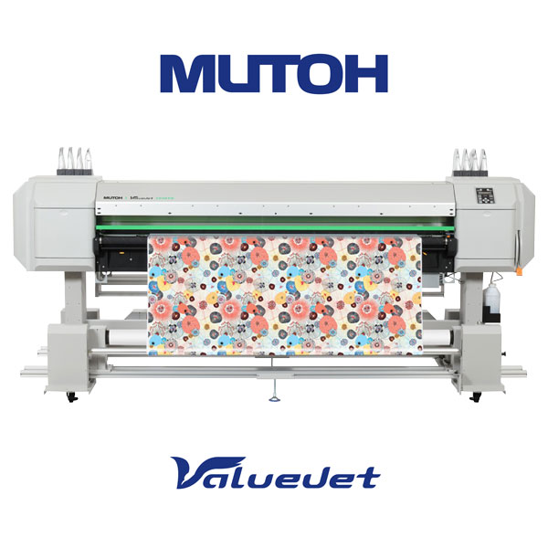72 in Mutoh® ValueJet 1938TX Wide Format Printer