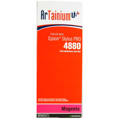 Epson 4880 - ArTainium UV+ 220ml Cart -Lt Magenta