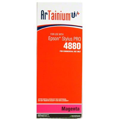 Epson 4880 - ArTainium UV+ 220ml Cart - Magenta